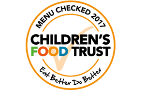 Childrens food trust 2017 logo
